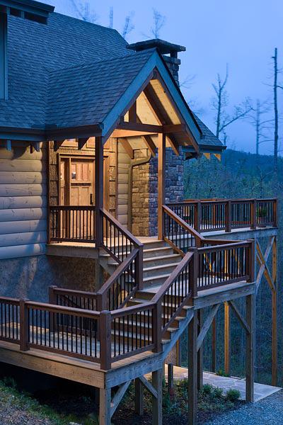 HD wallpapers log homes of america park vista