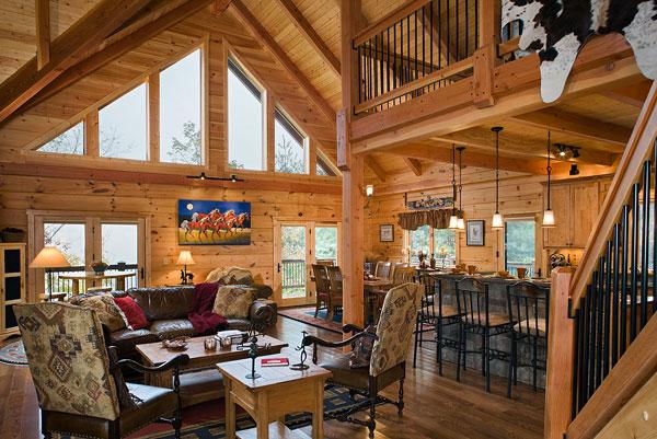 North Carolina Log Homes Log Home Builder Packages